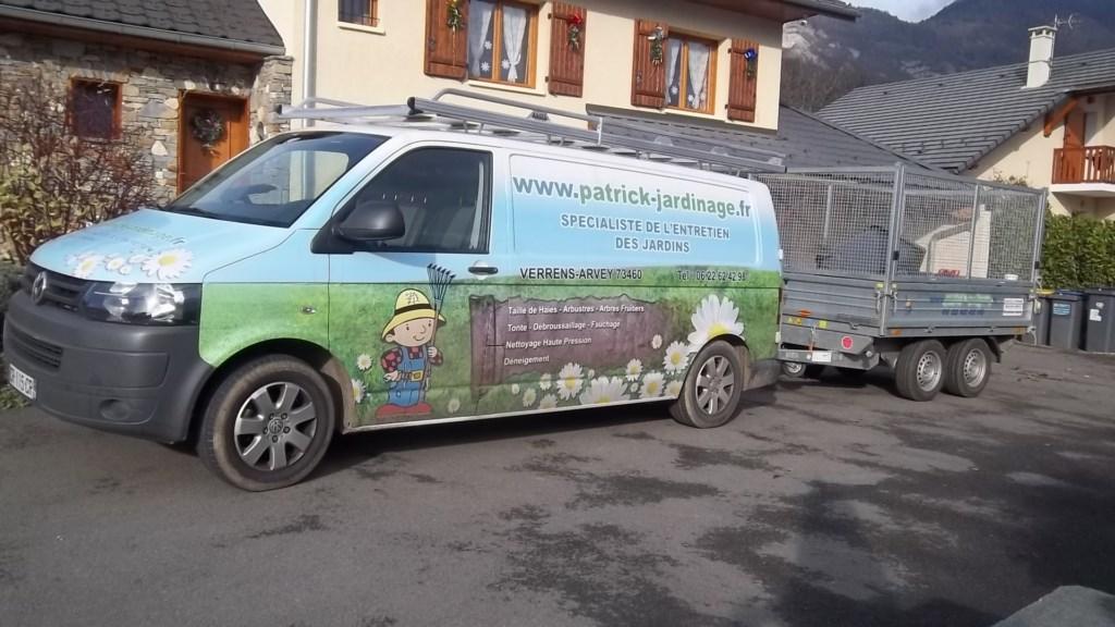 accueil patrick jardinage paysagiste jardinier sur