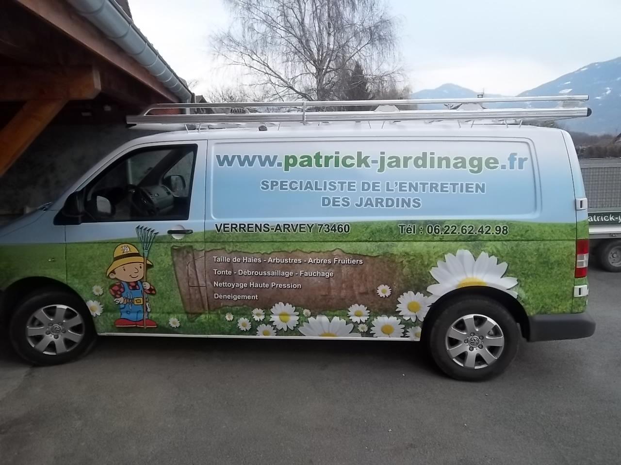 Accueil patrick jardinage paysagiste jardinier sur for Cherche personne pour entretien jardin